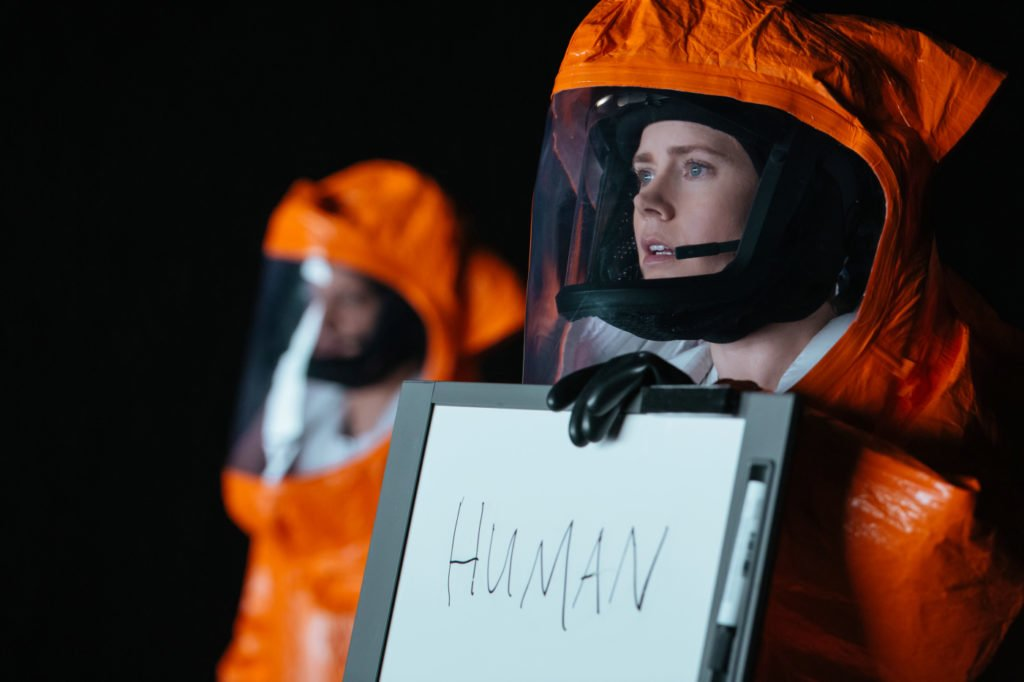 Arrival [Review/Kino] – anspruchsvolle First-Contact Sci-Fi