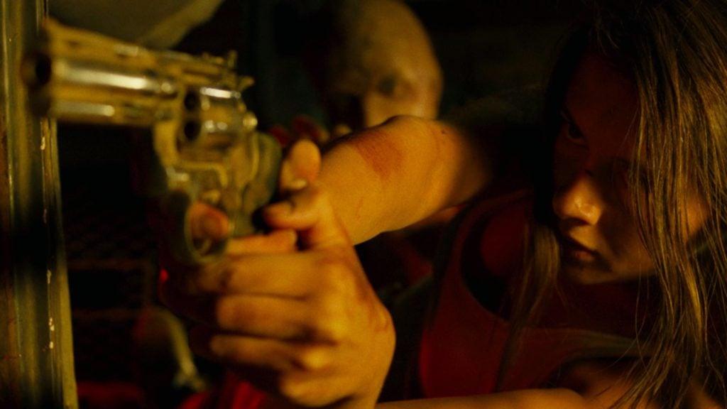Hostile [Review/NIFFF17] – Dystopie Thriller mit Background Romanze