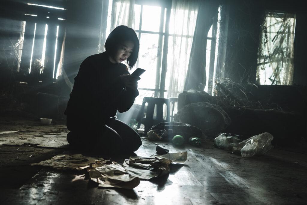 Szenenbild aus The Call (2020)