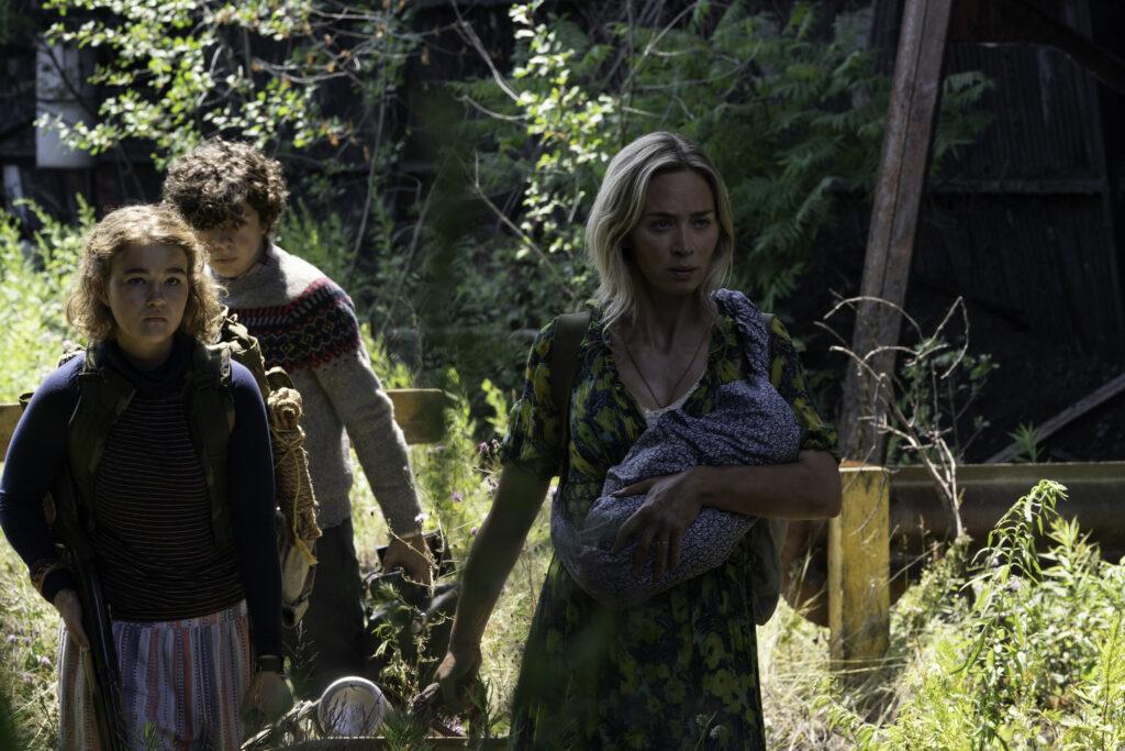 Szenenbild aus A Quiet Place 2 (2020)