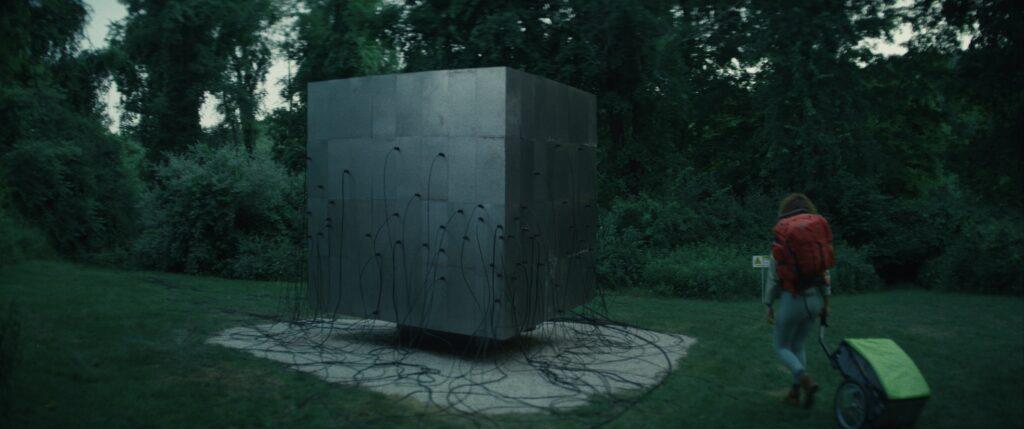 Szenenbild aus Lapsis (2020)