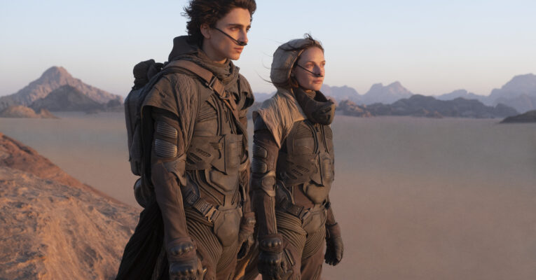 Szenenbild von Dune (2021)